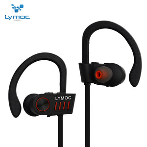 M5 Ear Hook Bluetooth Headset Sport Wireless Earphone Running Gym Stereo Headphone Handsfree earpuds for phone