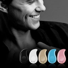 Load image into Gallery viewer, Wireless Bluetooth Stereo In-ear Earpiece Handsfree Mini Earbud for Smart Phone
