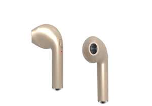 HBQ-i7 Wireless Bluetooth Earbuds Bluetooth V4.1 Single Left-ear Car Headset In-Ear Headphone