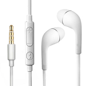 3.5mm In-Ear Earphone Headset Stereo Headphone for iPhone Samsung Smart Phones