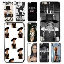 Load image into Gallery viewer, MaiYaCa Hot Beyonce sexy woman On Sale! Luxury Cool phone Case for iPhone 8 7 6 6S Plus X 5 5S SE 11pro max case