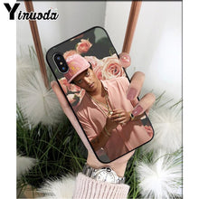 Load image into Gallery viewer, Yinuoda Singer bruno mars TPU Soft Silicone Phone Case Cover for iPhone 8 7 6 6S Plus 5 5S SE XR X XS MAX Coque Shell