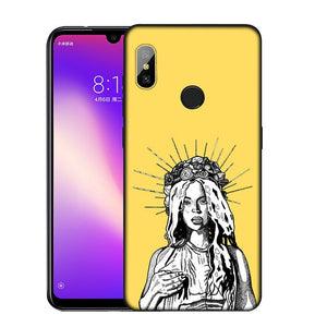 Beyonce Soft Silicone Phone Case for Xiaomi Redmi Note 8 8T 8A 7 7A 6 6A 5 5A K30 K20 Pro GO S2 Cover