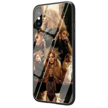 Load image into Gallery viewer, Beyonce Jay Z OTR II Tempered Glass Phone Cover Case for iPhone SE 2020 5 5s 6 6s Plus 7 8 Plus X XR XS 11 Pro Max