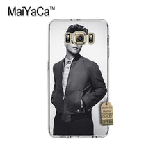 Load image into Gallery viewer, MaiYaCa Bruno Mars 24K Magic Uptown transparent soft Phone Case for samsung galaxy s7 edge s6 edge plus s5 s4 s8 plus case