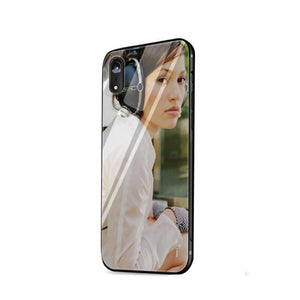 Glass Phone Case TPU Glass For Apple iphone 11 Pro MAx  5 5s6 6S 7 8 Plus XR X XS Max Jennifer Lopez