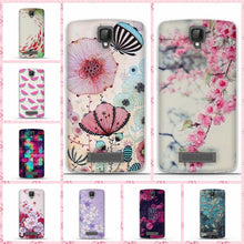 Load image into Gallery viewer, Luxury Design Back Cover For ZTE Blade L5 Plus Phone Cases Silicone Soft TPU Case for ZTE L5 Plus Cover 3D Skin Printing Bags