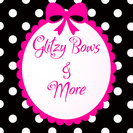 Glitzy Bows & More