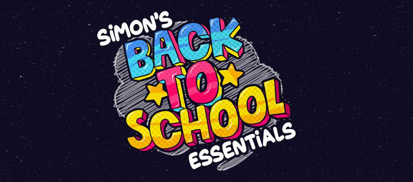 Simons' back to school essentials from Life Is Crap