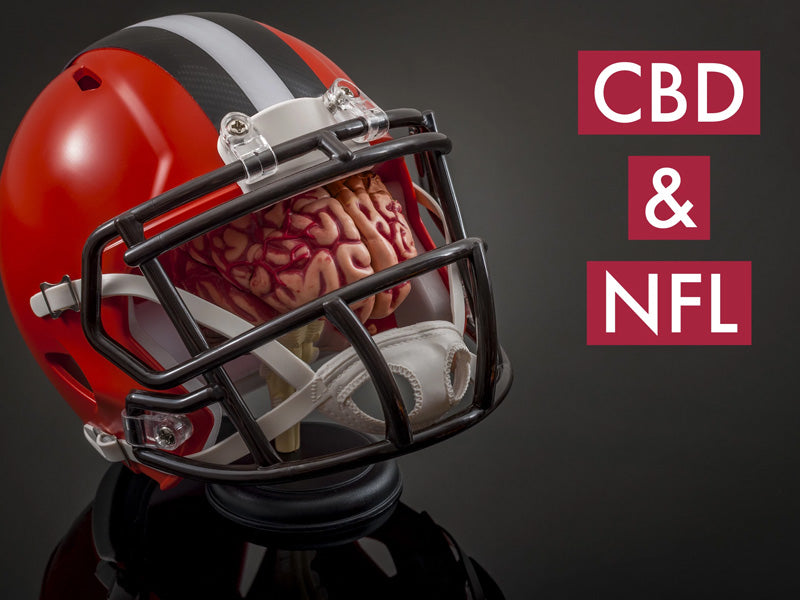 Can CBD Score a Touchdown with the NFL?