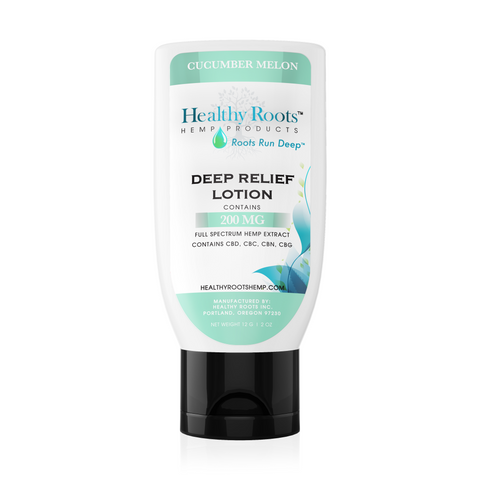 Deep Relief Lotion 200 mg