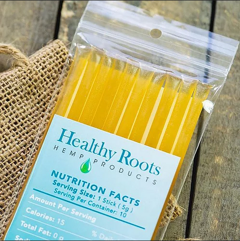 Honey Sticks (100mg CBD per PKG)