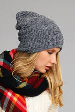 Load image into Gallery viewer, Slouchy Knit Beanie - Cup of Tea Boutique