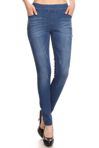 Just Look at Me Jegging - Cup of Tea Boutique