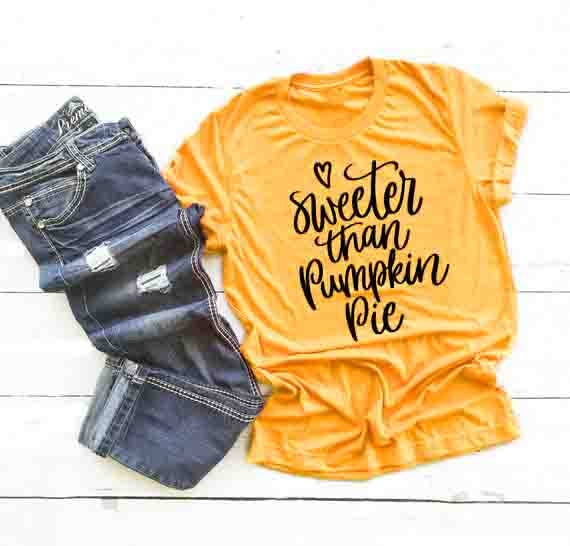 Sweeter Than Pumpkin Pie For Sure! - Cup of Tea Boutique