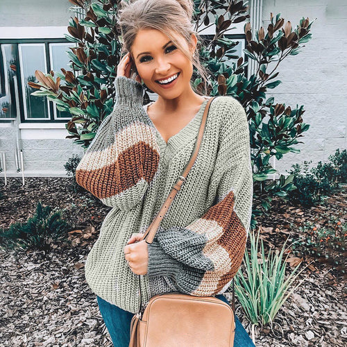 Warm Fall Night Sweater - Cup of Tea Boutique
