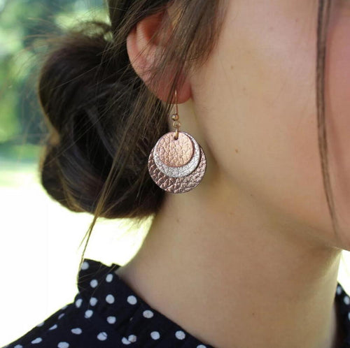 Brilliant and Stylish Trendy Earrings - Cup of Tea Boutique