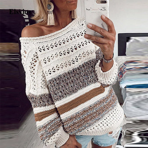Electric and Stylish Sweater - Cup of Tea Boutique