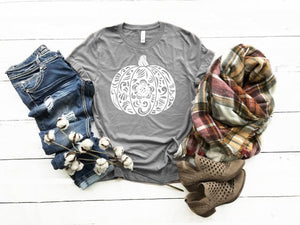 Take Me to the Pumpkin Patch Graphic Tee - Cup of Tea Boutique