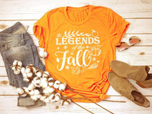 Load image into Gallery viewer, Legends of the Fall Graphic Tee🍁 - Cup of Tea Boutique