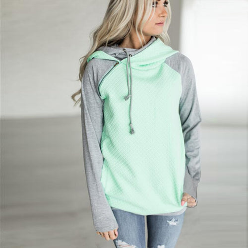 Staying Warm and Cozy Hoodie - Cup of Tea Boutique
