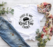 Load image into Gallery viewer, This is My Road Trip Tee - Cup of Tea Boutique