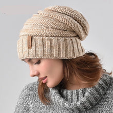 Load image into Gallery viewer, Cozy and Oh So Warm Beanie - Cup of Tea Boutique