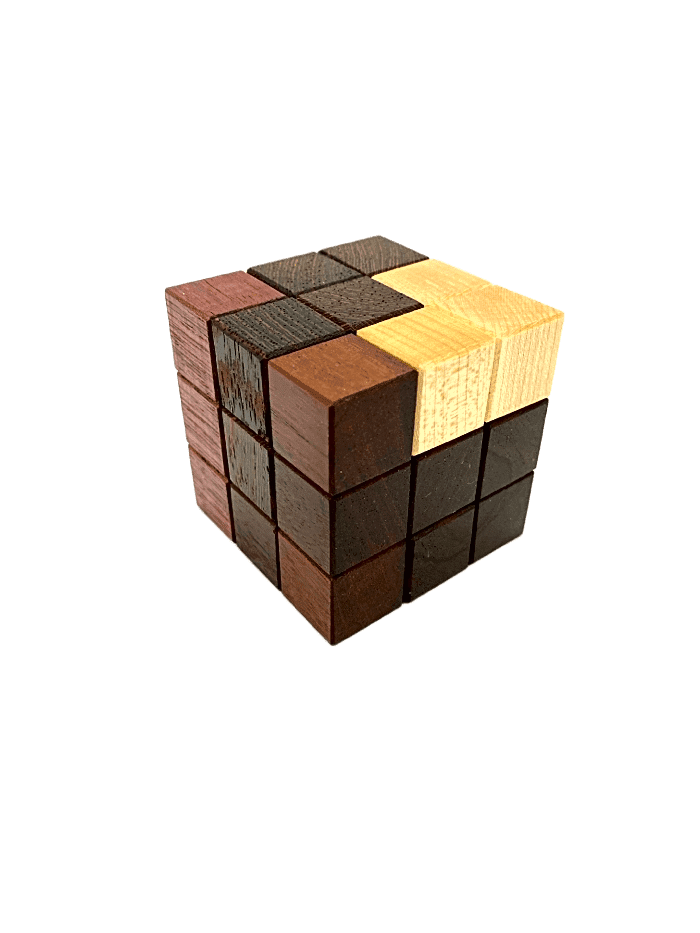Rik's Cube Kit - Series B - Nedeljko Woodworks
