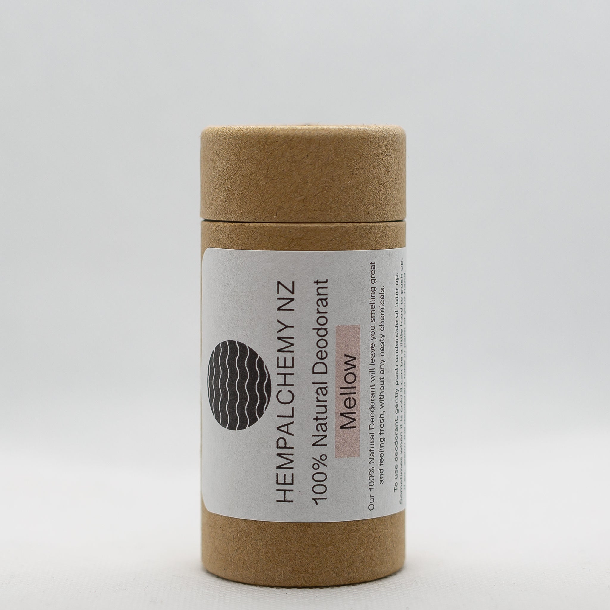 100% Natural Deodorant stick - Mellow 70 grams