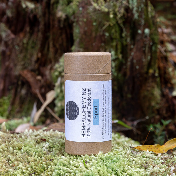 100% Natural Deodorant stick - Sport 70grams