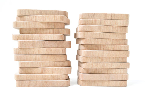 Natural Stacks | 25 Set PRE-ORDER