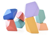 Load image into Gallery viewer, Confetti | 8 Set of Rock Blocks