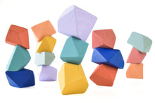 Load image into Gallery viewer, Confetti | 16 Set of Rock Blocks