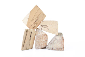 Tiny Driftwood | 5 Set of Rock Blocks