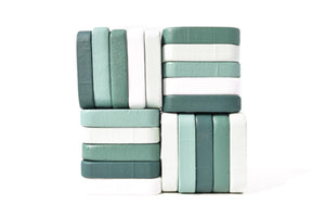 Minty Stacks | 25 Set