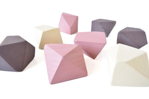 Neapolitan | 8 Set of Rock Blocks