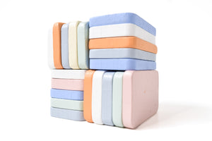 Pastel Stacks | 25 Set