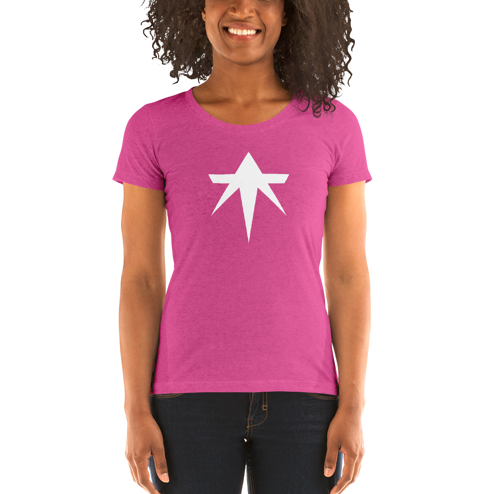 ta Star - Ladies' Short Sleeve T-Shirt