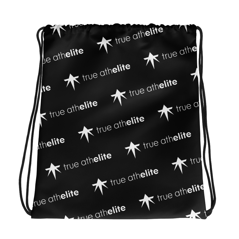 ta Black - Drawstring Bag