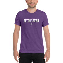 Load image into Gallery viewer, Be The Star - true athelite Short Sleeve T-Shirt