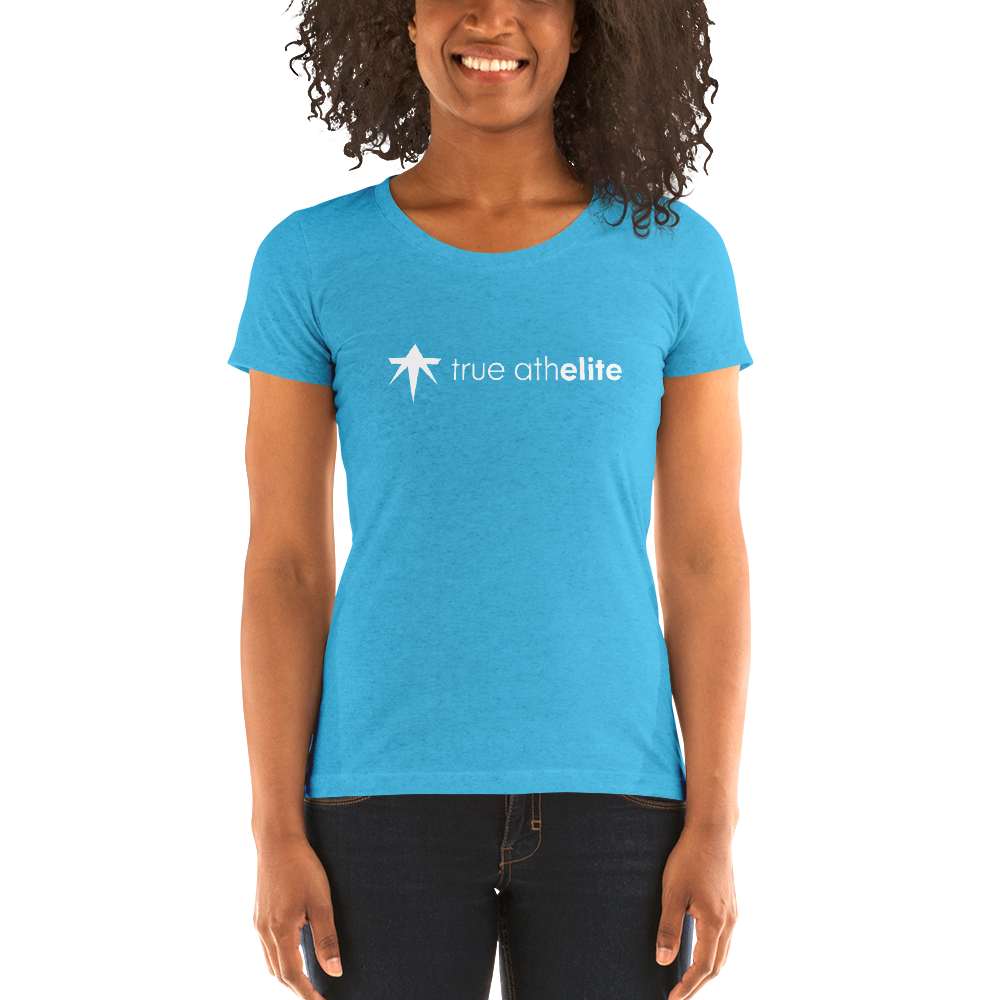 true athelite - Ladies' Logo T-Shirt
