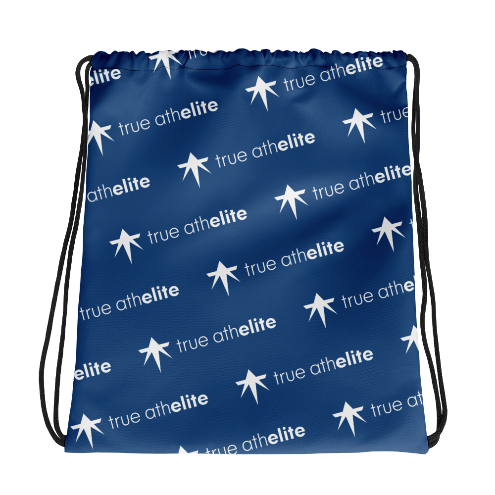 ta Blue - Drawstring Bag