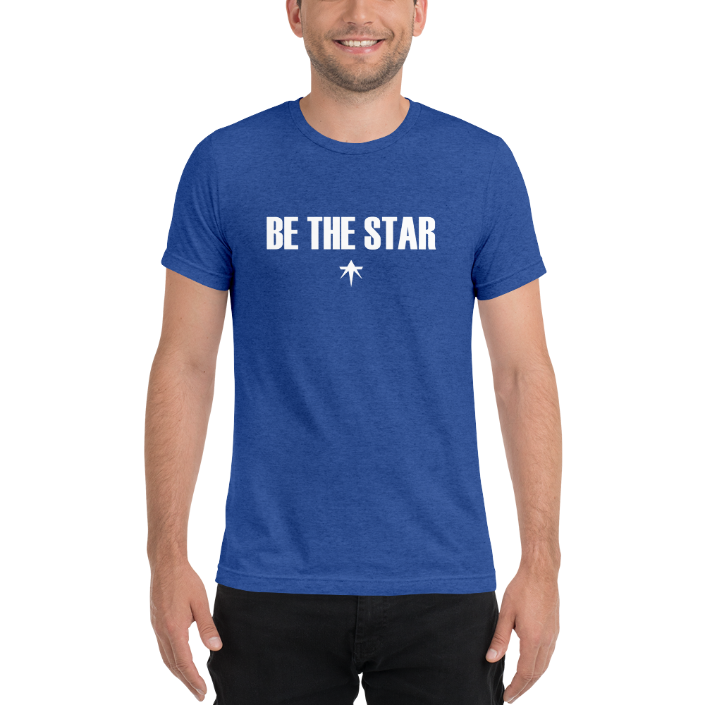 Be The Star - true athelite Short Sleeve T-Shirt