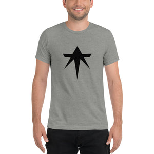 true athelite - Star Short Sleeve T-Shirt