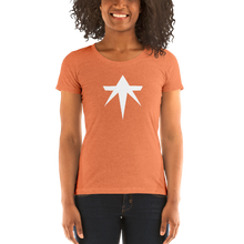 Load image into Gallery viewer, ta Star - Ladies' Short Sleeve T-Shirt