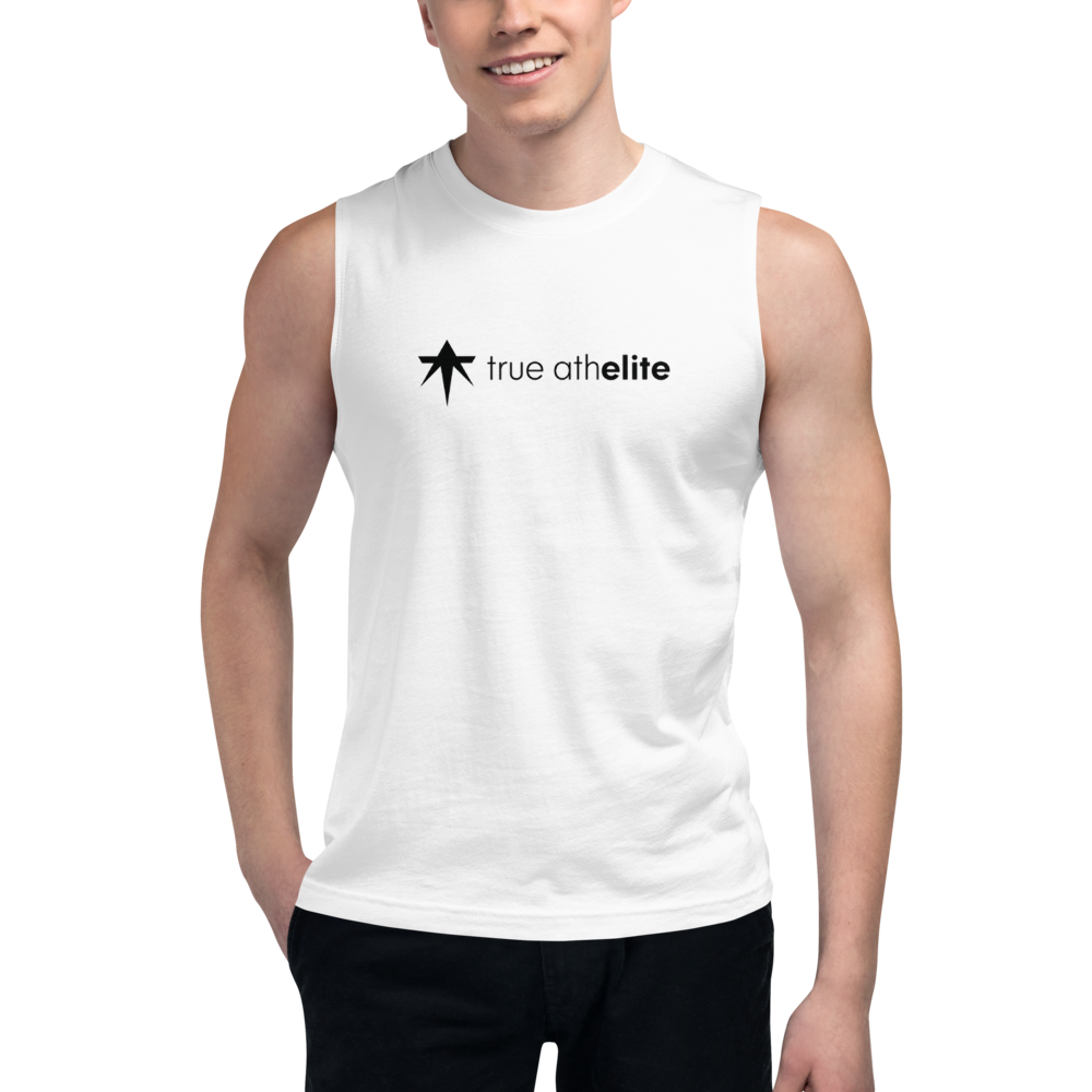 true athelite - Men's Sleeveless Muscle Pro T-Shirt