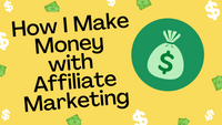 $1k in 30 days with Affiliate Marketing (53 min VIDEO)