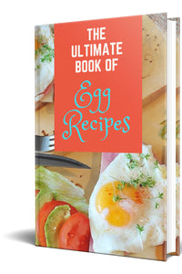 The Ultimate book Of Egg Recipes