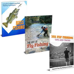The Ultimate Fishing Guide Bundle
