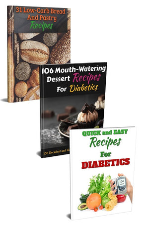 Recipes For Diabetics Bundle